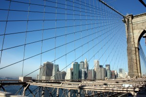 2008-10-24 (Lower Manhattan des de Brooklyn bridge)