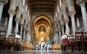 2016-06-05 (vista general Duomo Monreale)