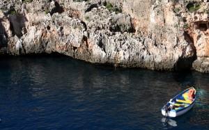 2016-11-22 (barca i penya-segat a blue grotto)